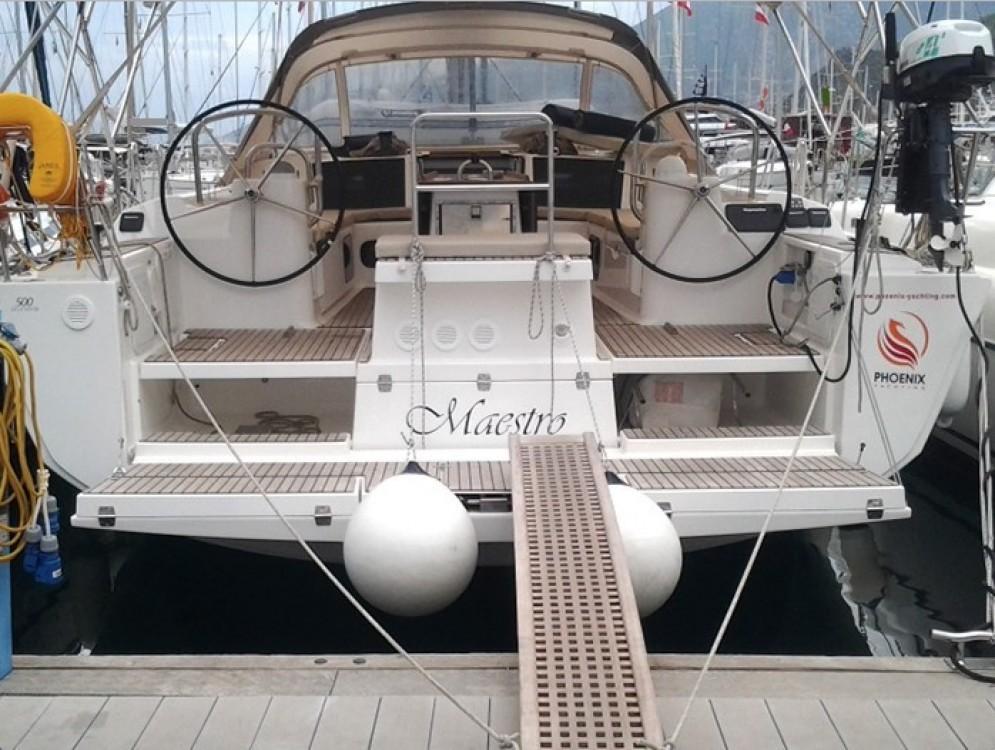 Bootsverleih Marmaris günstig Dufour 500 GL