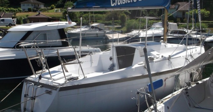 Yacht-Charter in Conjux - Dufour Dufour 27 auf SamBoat