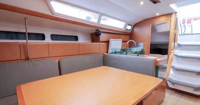 Bootsverleih Jeanneau Sun Odyssey 449 Follonica Samboat
