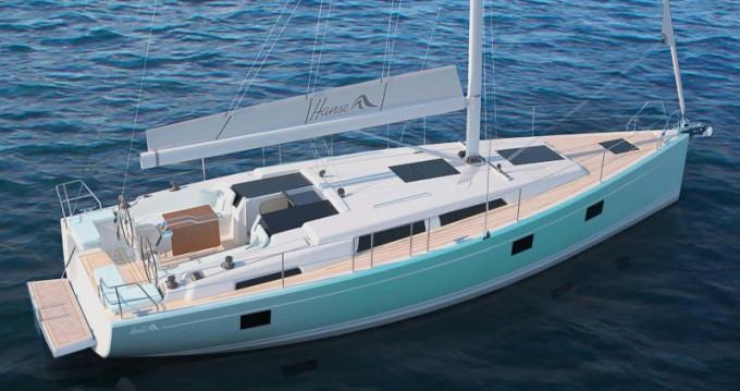 Yacht-Charter in Pythagorion - Hanse Hanse 418 auf SamBoat