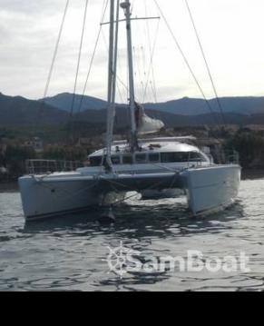 Yacht-Charter in Ajaccio - Lagoon Lagoon 570 auf SamBoat