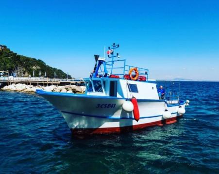 Motorboot mieten in Sorrento - Fratelli Aprea Carlo conny 10,50 cabinato