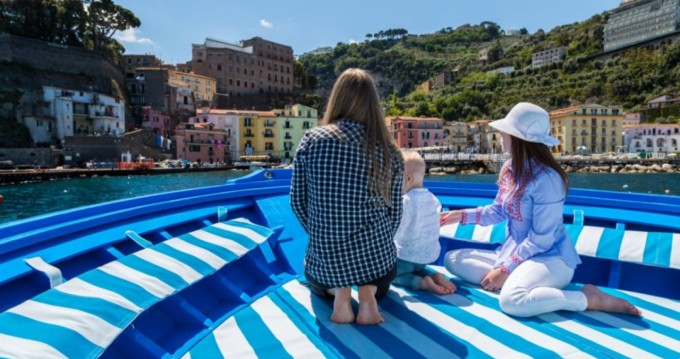 Motorboot mieten in Sorrento zum besten Preis