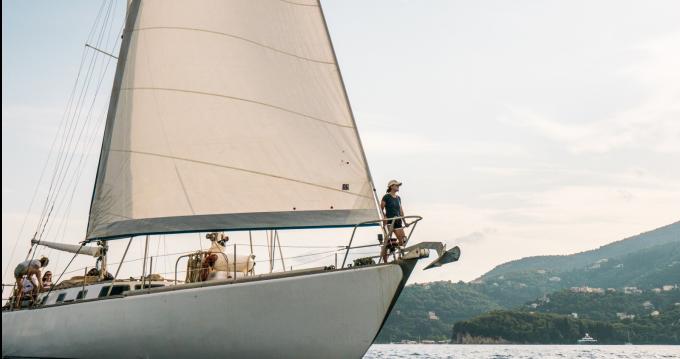 Segelboot mit oder ohne Skipper Galian mieten in Korfu