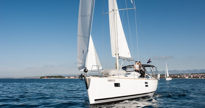 Yacht-Charter in Zadar - Elan Impression 45.1 auf SamBoat