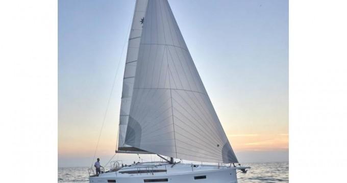 Segelboot mieten in Volos - Jeanneau Sun Odyssey 410