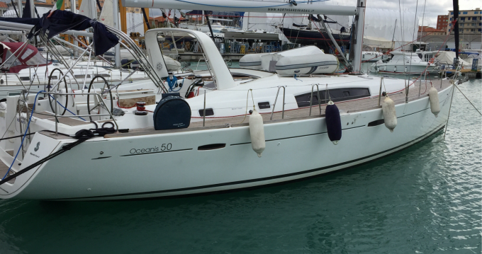 Segelboot mieten in Castiglioncello zum besten Preis