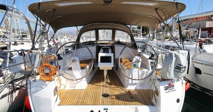Bavaria Cruiser 37 zwischen Privatpersonen und professionellem Anbieter Pula