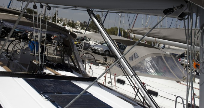 Segelboot mit oder ohne Skipper Jeanneau mieten in Athen