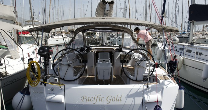 Yacht-Charter in Athen - Jeanneau Sun Odyssey 479 auf SamBoat