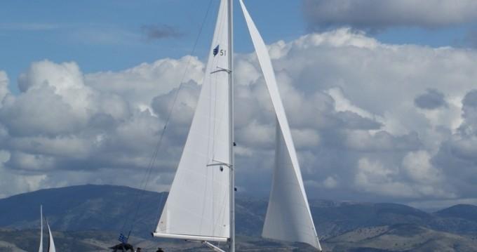 Bootsverleih Préveza günstig Cruiser 51