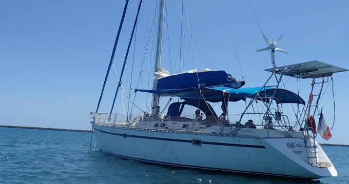 Segelboot mieten in La Ciotat - Gibert Marine Gib Sea 522 Master