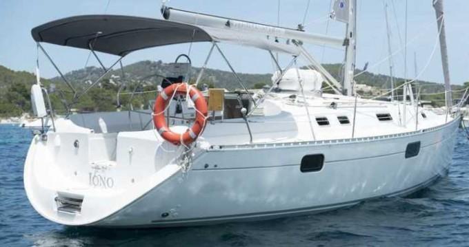 Segelboot mieten in Villeneuve-Loubet - Bénéteau Oceanis 351