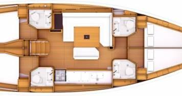 Yacht-Charter in Athen - Jeanneau Sun Odyssey 469 auf SamBoat