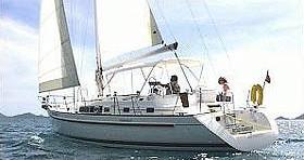 Bootsverleih Athen günstig Oceanis 40