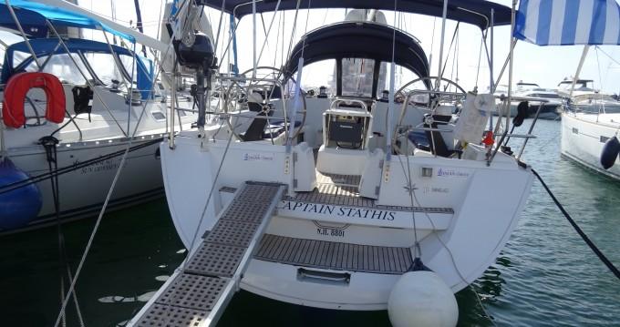 Bootsverleih Jeanneau Sun Odyssey 49 Athen Samboat