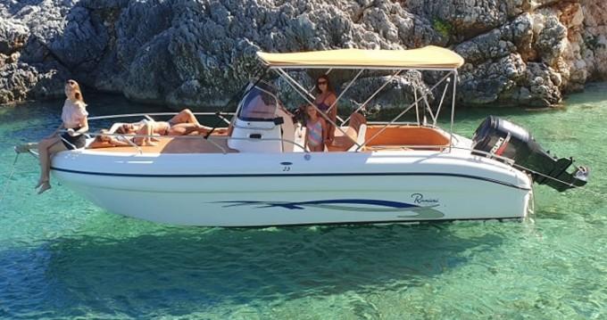 Motorboot mieten in Tsilivi - Ranieri Shadow 23