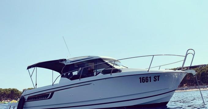 Yacht-Charter in Split - Jeanneau Jeanneau Merry Fisher 795 auf SamBoat