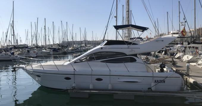 Motorboot mieten in Alicante - Doqueve Majestic 420