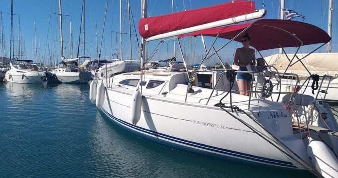 Yacht-Charter in Lefkada (Island) - Jeanneau Sun Odyssey 32 auf SamBoat