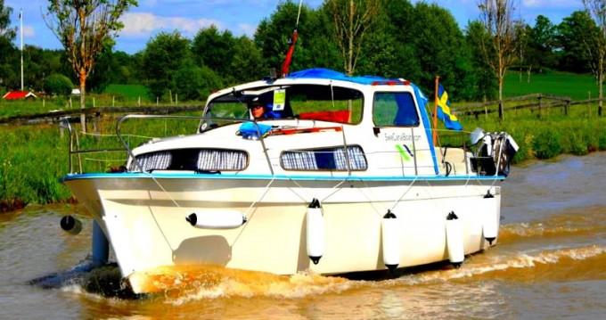 Motorboot mieten in Söderköping - Albin Albin 25