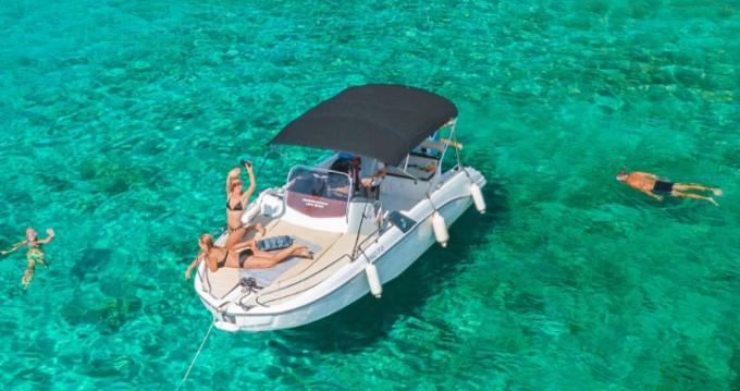 Bootsverleih Bénéteau Flyer 6.6 SUNdeck Trogir Samboat
