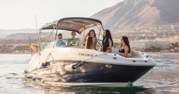 Motorboot mieten in Marbella - Sea Ray Sea Ray 260 Sundancer
