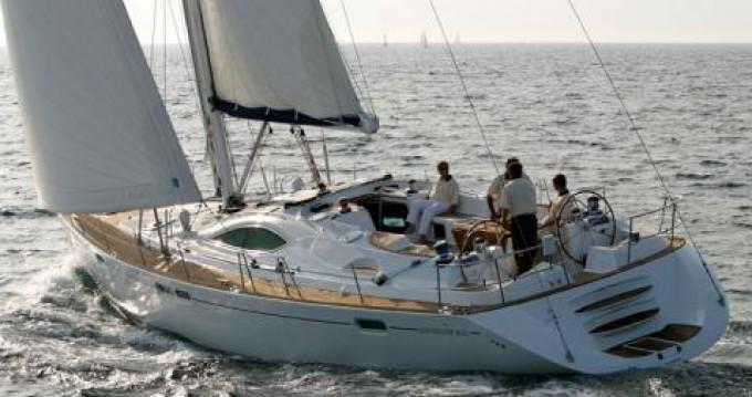 Bootsverleih Athen günstig Sun Odyssey 54 DS