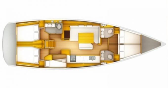 Bootsverleih Jeanneau Sun Odyssey 519 Athen Samboat
