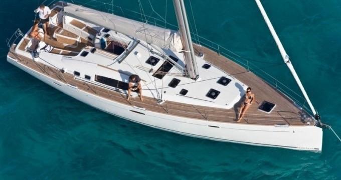 Segelboot mieten in Tortola - Bénéteau Beneteau 54.5