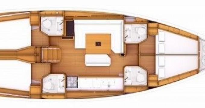 Yacht-Charter in Lefkas Egremni - Jeanneau Sun Odyssey 479 auf SamBoat