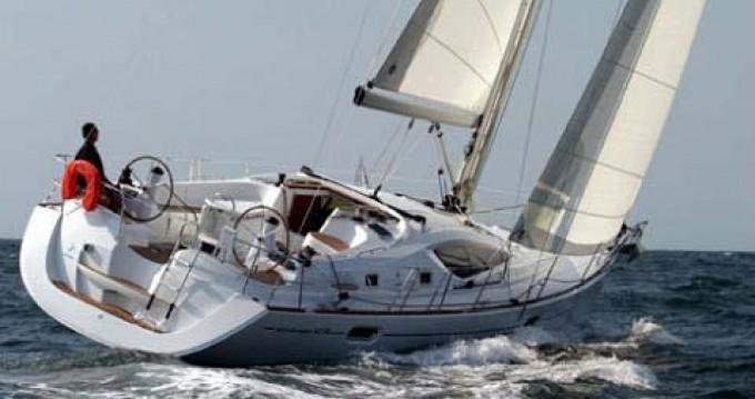 Segelboot mieten in Athen - Jeanneau Sun Odyssey 42 DS