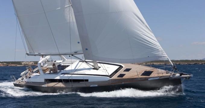 Bénéteau Oceanis 55 zwischen Privatpersonen und professionellem Anbieter Marina di Portisco