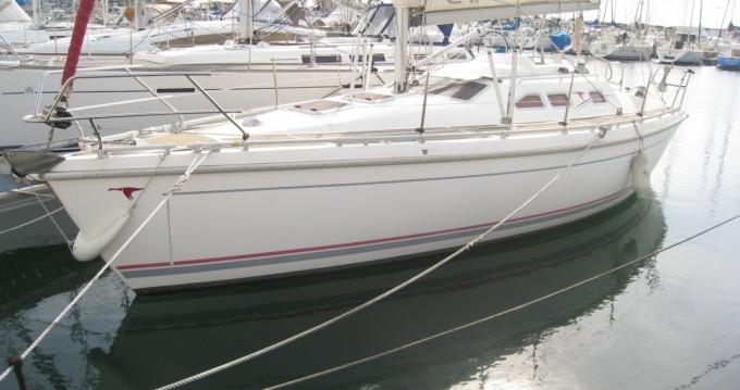Vermietung Segelboot Etap mit Führerschein