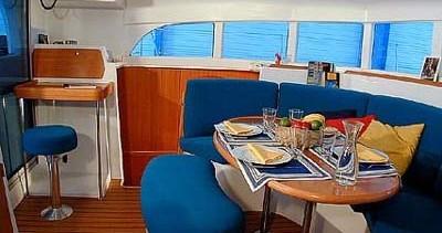 Bootsverleih Marina di Portorosa günstig Lagoon 380 S2