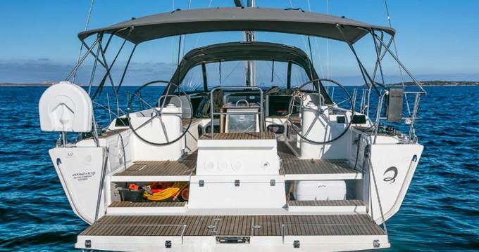Bootsverleih Dufour Dufour 512 Grand Large Raiatea Samboat