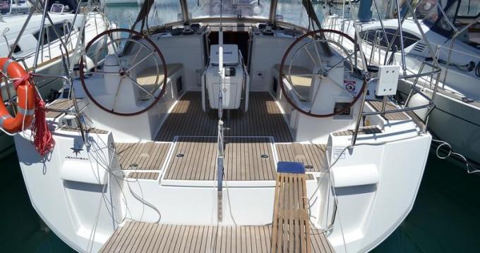 Yacht-Charter in Lefkas Egremni - Jeanneau Sun Odyssey 519 auf SamBoat