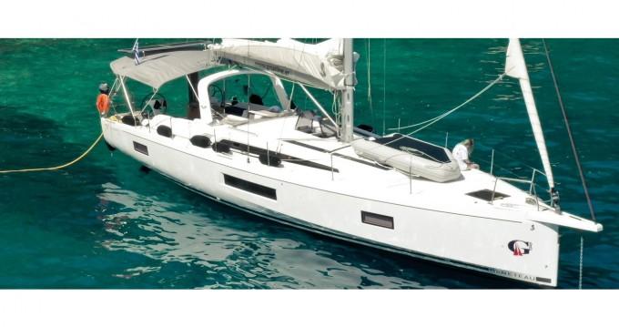 Bootsverleih Lefkas Marina günstig Oceanis 51.1
