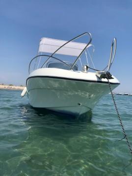 Motorboot mit oder ohne Skipper Quicksilver mieten in Carnon-Plage