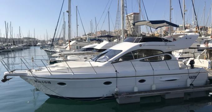 Vermietung Motorboot Doqueve mit Führerschein