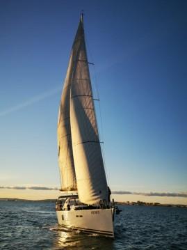 Segelboot mieten in Le Grau-du-Roi - Hanse Hanse 545