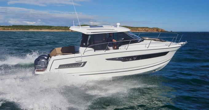 Bootsverleih Jeanneau Jeanneau Merry Fisher 895 Split Samboat