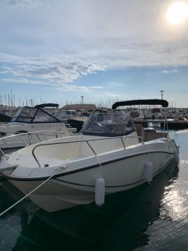 Bootsverleih Marseille günstig Quicksilver 675 Activ Open