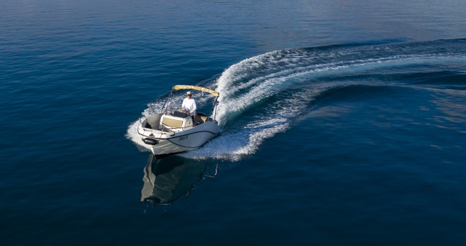 Yacht-Charter in Sukošan - Quicksilver Quicksilver Activ 555 auf SamBoat