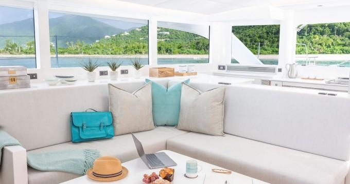 Voyage Voyage 575 zwischen Privatpersonen und professionellem Anbieter Tortola