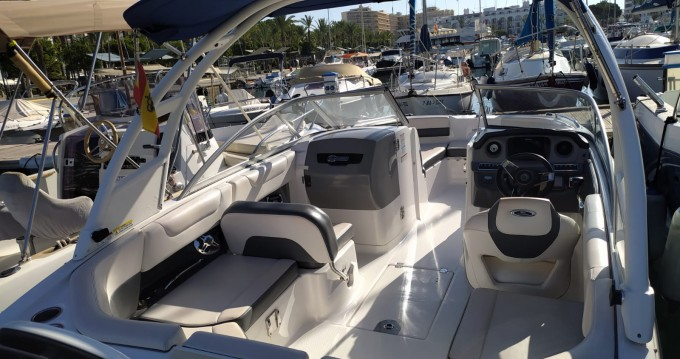 Motorboot mieten in Sant Antoni de Portmany - Chaparral  Suncoast 230