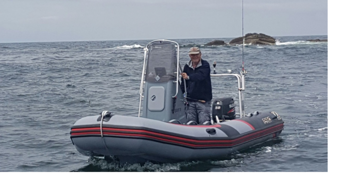 Schlauchboot mit oder ohne Skipper Zodiac mieten in L'Île-d'Yeu
