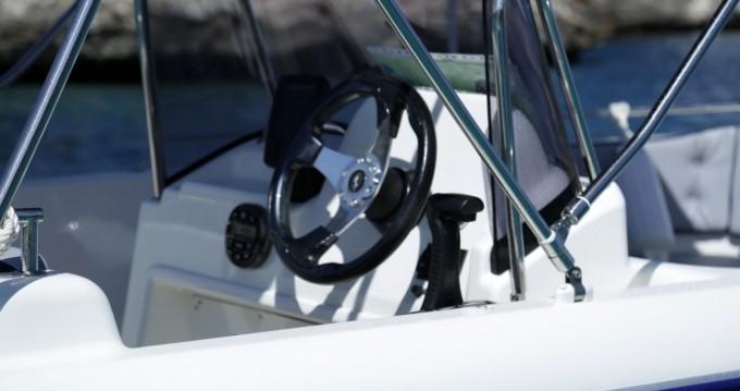 Motorboot mit oder ohne Skipper Pegazus mieten in Cala d'Or