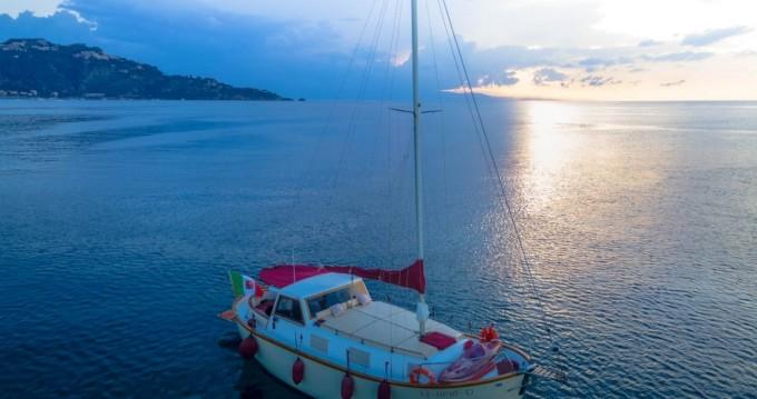 Segelboot mieten in Taormina zum besten Preis