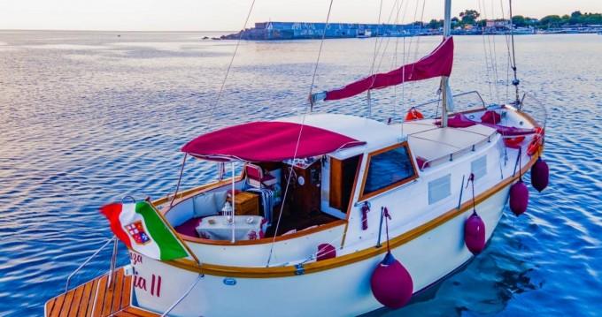 Segelboot mieten in Taormina - Ardeleigh Lamimated Motors Motorsailer